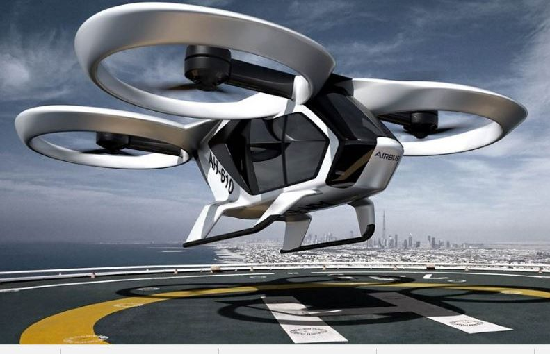 Cityairbus Passenger Drone Takes A Step Towards 2018