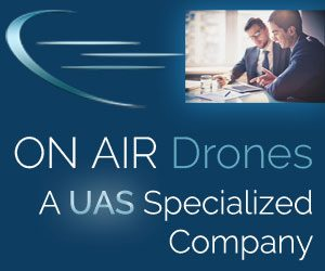 On Air Drones advert