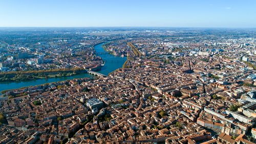 toulouse joins the eip scc urban air mobility programme unmanned airspace. Black Bedroom Furniture Sets. Home Design Ideas