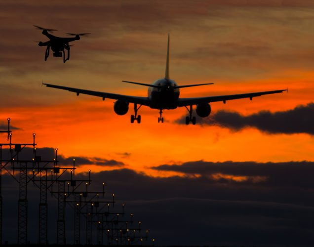 Counter-UAS equipment manufacturers put new focus on the airport