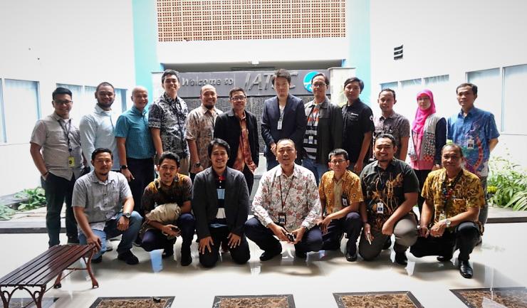 Terra Drone demonstrates Unifly UTM solution in Indonesia