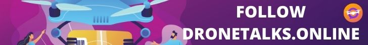 Dronetalks banner advert